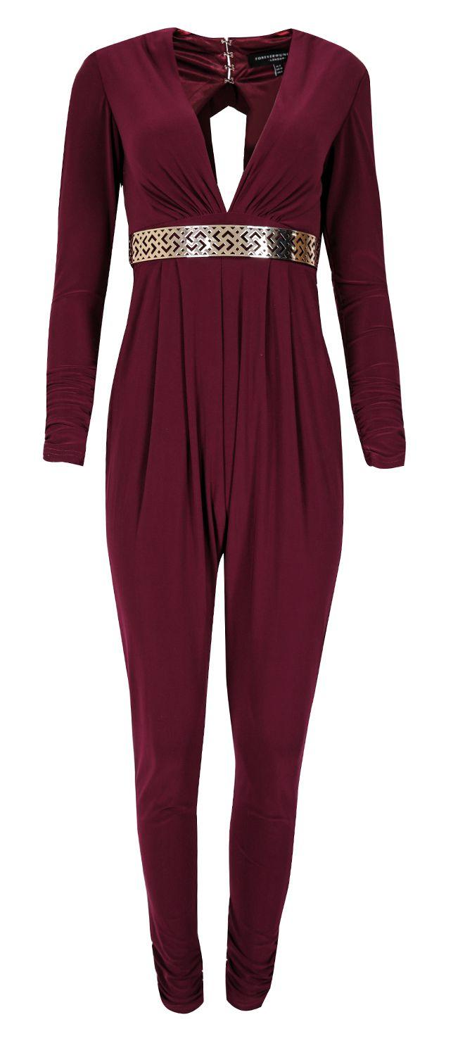 The charlotte jumpsuit plum play dress up for Custom dress shirts charlotte nc